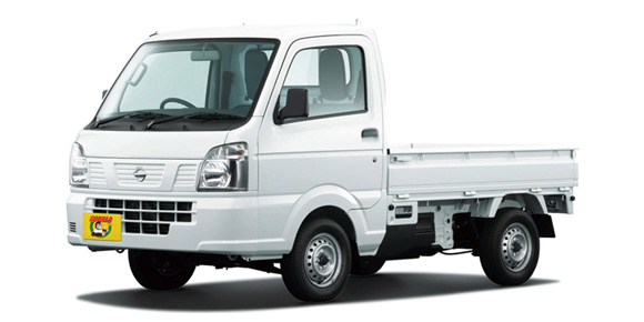 トラック[軽](2人乗り)車両